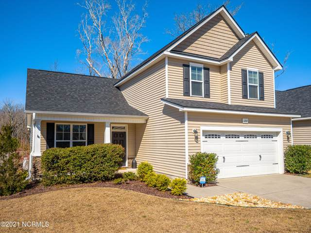 122 Katrina Street, Sneads Ferry, NC 28460 (MLS #100257280) :: David Cummings Real Estate Team