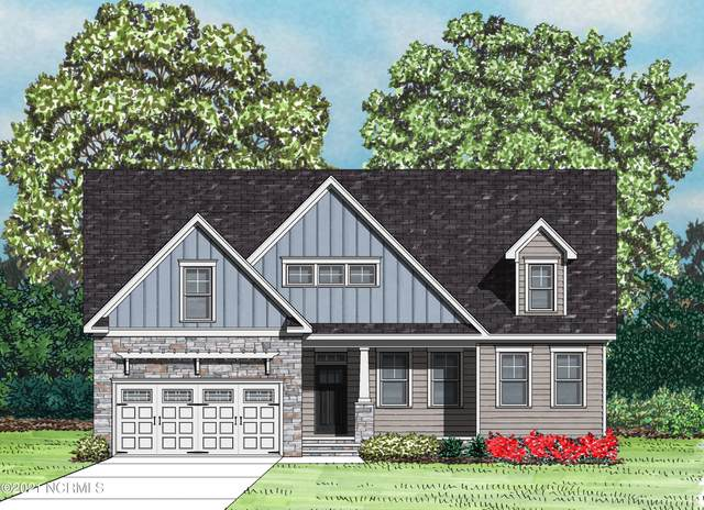 1005 Pelican Drive, New Bern, NC 28560 (MLS #100257287) :: Barefoot-Chandler & Associates LLC