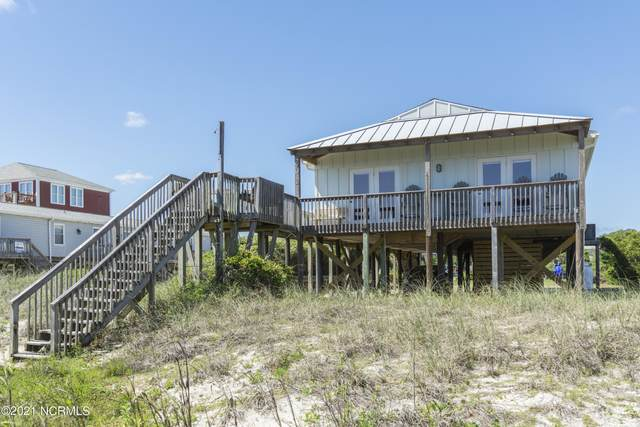 7701 E Beach Drive, Oak Island, NC 28465 (MLS #100257308) :: David Cummings Real Estate Team