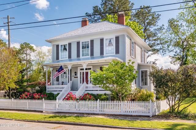 323 E 2nd Street, Washington, NC 27889 (MLS #100257344) :: David Cummings Real Estate Team