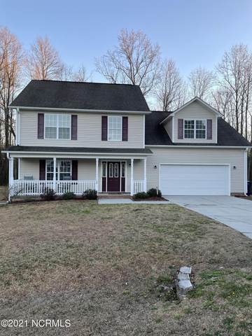 108 Daleview Court, Richlands, NC 28574 (MLS #100257350) :: The Keith Beatty Team