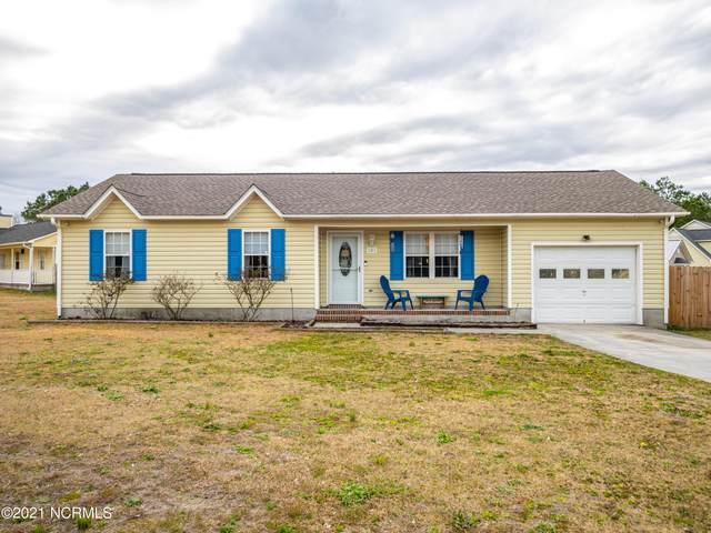 101 Wheaton Drive, Richlands, NC 28574 (MLS #100257354) :: Barefoot-Chandler & Associates LLC