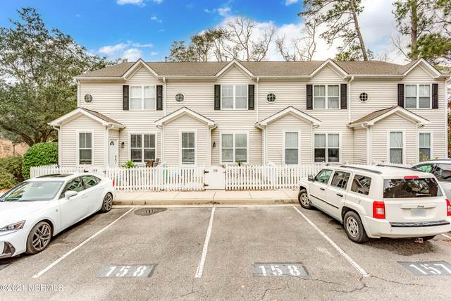 5813 Wrightsville Avenue #158, Wilmington, NC 28403 (MLS #100257362) :: Barefoot-Chandler & Associates LLC