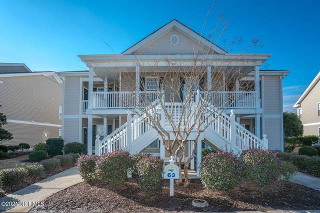 891 Great Egret Circle SW #3, Sunset Beach, NC 28468 (MLS #100257363) :: RE/MAX Essential