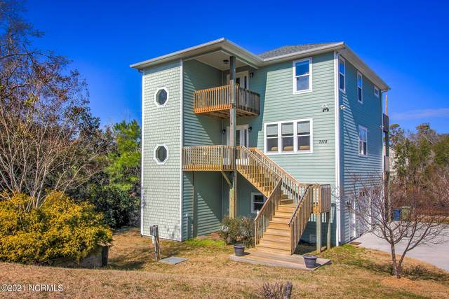 7118 Archers Creek Drive, Emerald Isle, NC 28594 (MLS #100257364) :: Barefoot-Chandler & Associates LLC