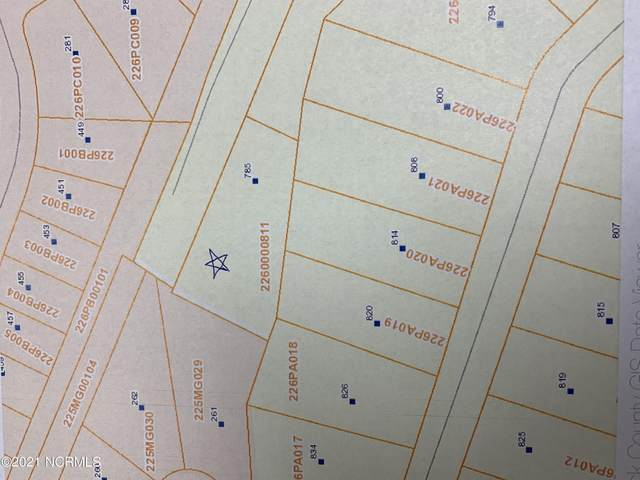 785 Macon Lane SW, Calabash, NC 28467 (MLS #100257367) :: Castro Real Estate Team