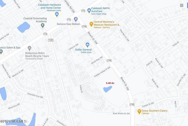 1112 Beach Drive SW, Calabash, NC 28467 (MLS #100257374) :: Castro Real Estate Team