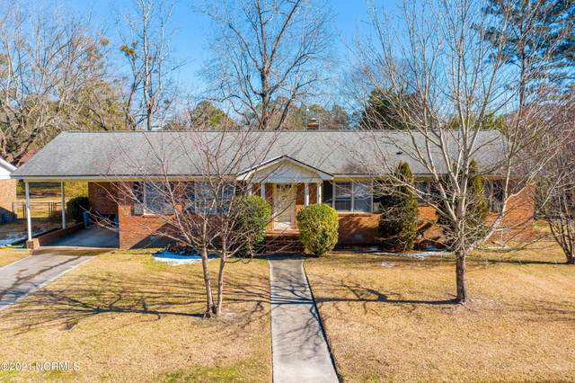 1103 W Wright Road, Greenville, NC 27858 (MLS #100257391) :: Vance Young and Associates