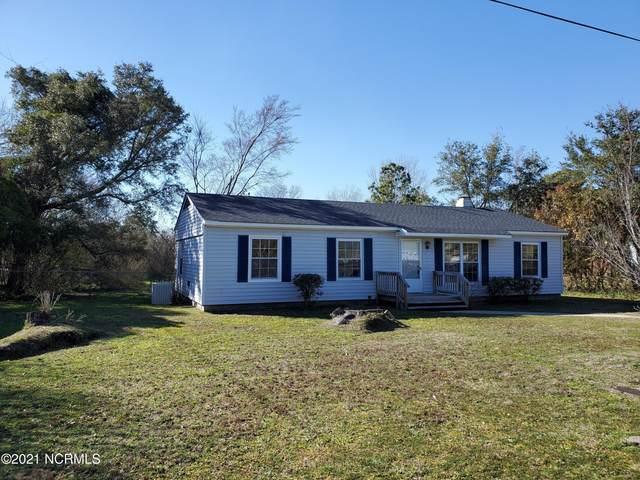 129 Freshwater Drive, Hubert, NC 28539 (MLS #100257451) :: David Cummings Real Estate Team