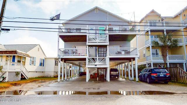 1216 Canal Drive Unit B, Carolina Beach, NC 28428 (MLS #100257519) :: Berkshire Hathaway HomeServices Hometown, REALTORS®