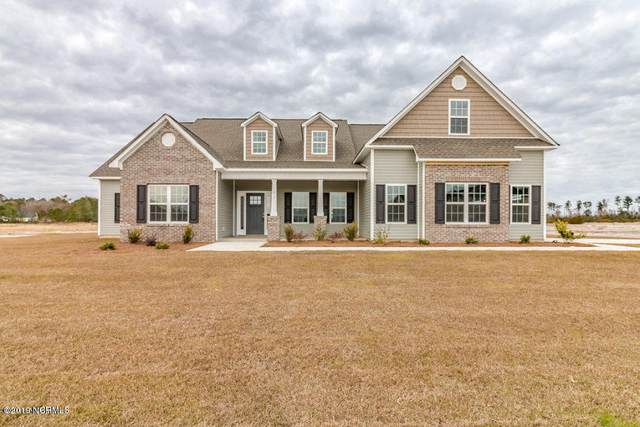 107 Tundra Trail, Swansboro, NC 28584 (MLS #100257561) :: Stancill Realty Group