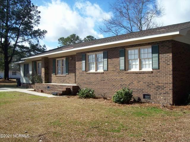 8542 Peacock Road, Chadbourn, NC 28431 (MLS #100257572) :: David Cummings Real Estate Team