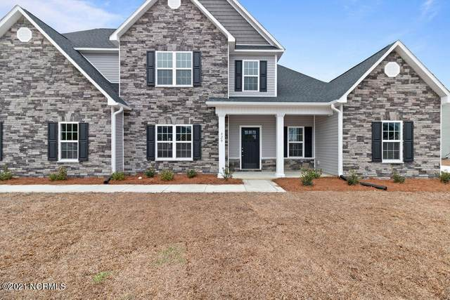131 Tundra Trail, Swansboro, NC 28584 (MLS #100257574) :: Stancill Realty Group