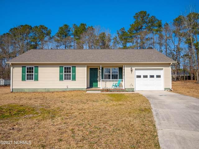 314 Chokecherry N, Richlands, NC 28574 (MLS #100257596) :: Berkshire Hathaway HomeServices Hometown, REALTORS®
