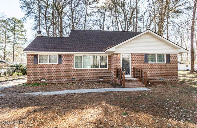 519 Forest Acres Drive, Tarboro, NC 27886 (MLS #100257606) :: Barefoot-Chandler & Associates LLC