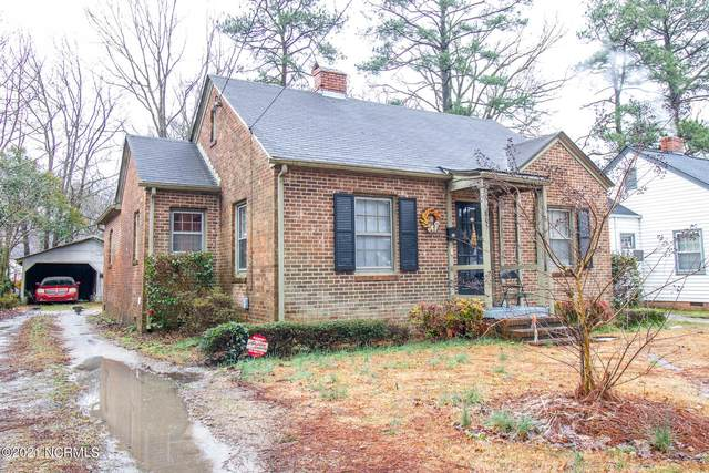 805 S Pine Street, Rocky Mount, NC 27803 (MLS #100257656) :: Castro Real Estate Team