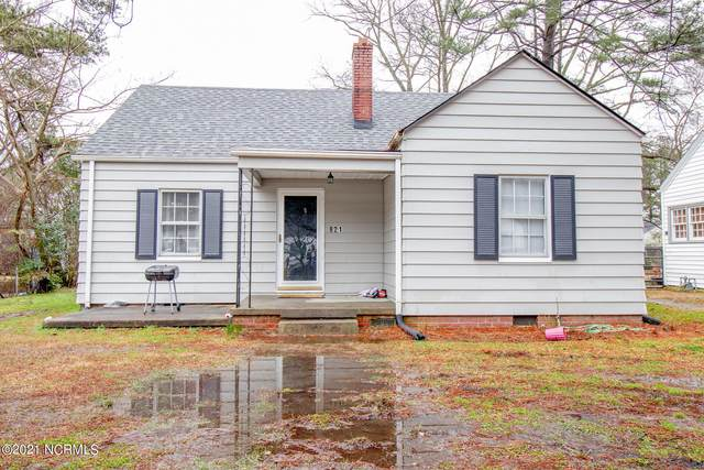 821 S Pine Street, Rocky Mount, NC 27803 (MLS #100257659) :: Castro Real Estate Team