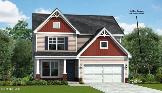1110 Mccarley Boulevard, Wilmington, NC 28412 (MLS #100257660) :: David Cummings Real Estate Team
