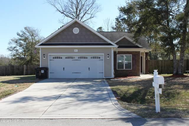 411 Peppermint Drive, Hubert, NC 28539 (MLS #100257698) :: Frost Real Estate Team