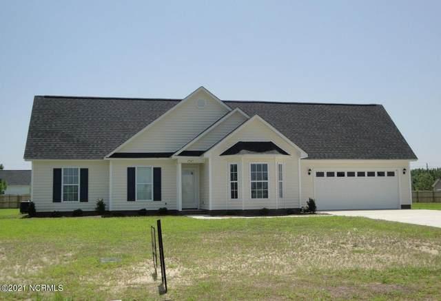 1747 Oak Pointe Drive, Greenville, NC 27834 (MLS #100257735) :: Barefoot-Chandler & Associates LLC