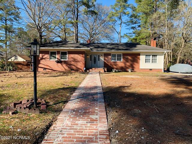 1308 Eastern Avenue, Rocky Mount, NC 27801 (MLS #100257737) :: Castro Real Estate Team