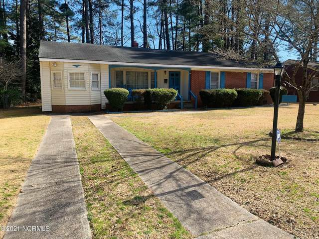 917 Cedarbrook Drive, Rocky Mount, NC 27803 (MLS #100257741) :: The Tingen Team- Berkshire Hathaway HomeServices Prime Properties