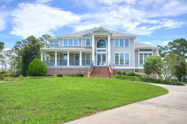 2839 Marsh Point Lane SE, Southport, NC 28461 (MLS #100257752) :: CENTURY 21 Sweyer & Associates