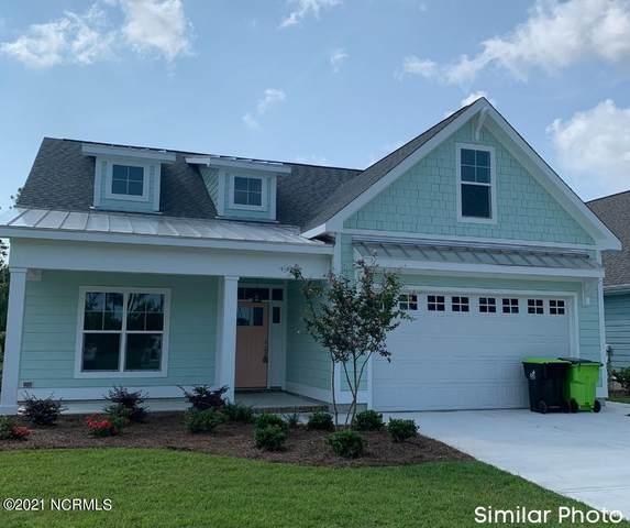 539 Moss Lake Lane, Holly Ridge, NC 28445 (MLS #100257763) :: Courtney Carter Homes
