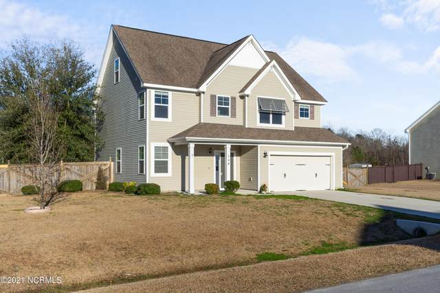 169 River Winding Road, Jacksonville, NC 28540 (MLS #100257765) :: Stancill Realty Group