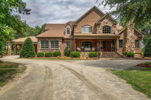 9304 Red Oak Road, Whitakers, NC 27891 (MLS #100257772) :: The Tingen Team- Berkshire Hathaway HomeServices Prime Properties