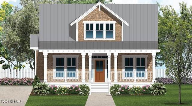 Lot 7 Goldsboro Avenue, Carolina Beach, NC 28428 (MLS #100257787) :: Donna & Team New Bern