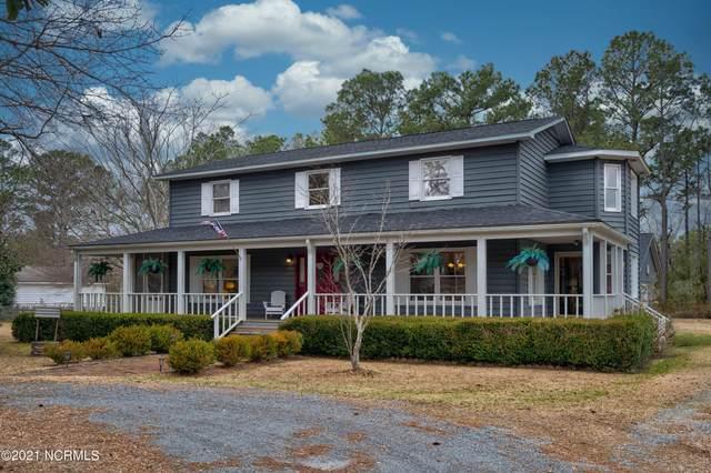 1381 Country Club Drive, Hampstead, NC 28443 (MLS #100257805) :: CENTURY 21 Sweyer & Associates