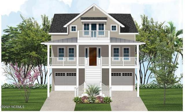 Lot 9 Goldsboro Avenue, Carolina Beach, NC 28428 (MLS #100257814) :: Donna & Team New Bern