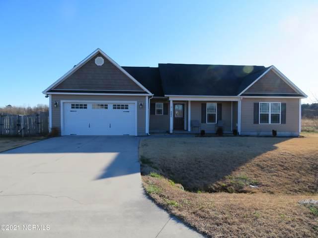 242 Deer Haven Drive, Richlands, NC 28574 (MLS #100257822) :: CENTURY 21 Sweyer & Associates