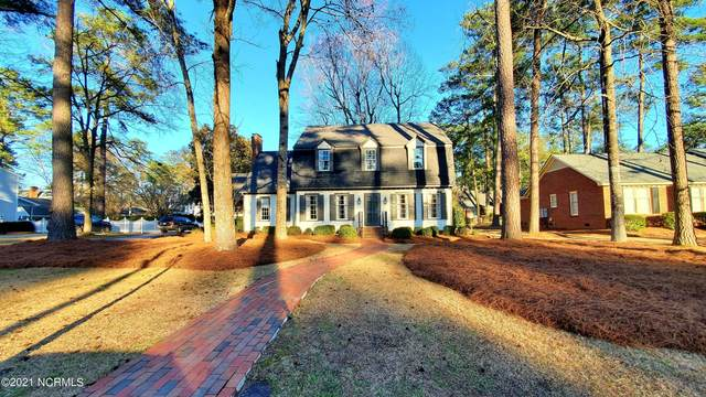 117 Jamestown Road, Greenville, NC 27858 (MLS #100257825) :: CENTURY 21 Sweyer & Associates
