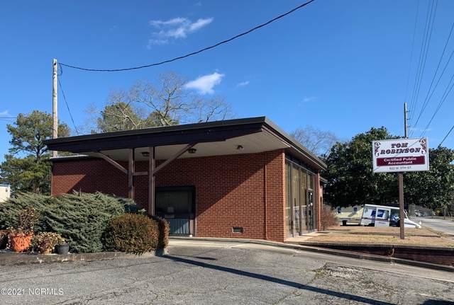 822 W 5th Street, Washington, NC 27889 (MLS #100257845) :: David Cummings Real Estate Team