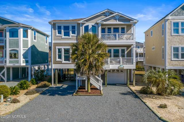112 Marsh Walk, Holden Beach, NC 28462 (MLS #100257854) :: The Legacy Team