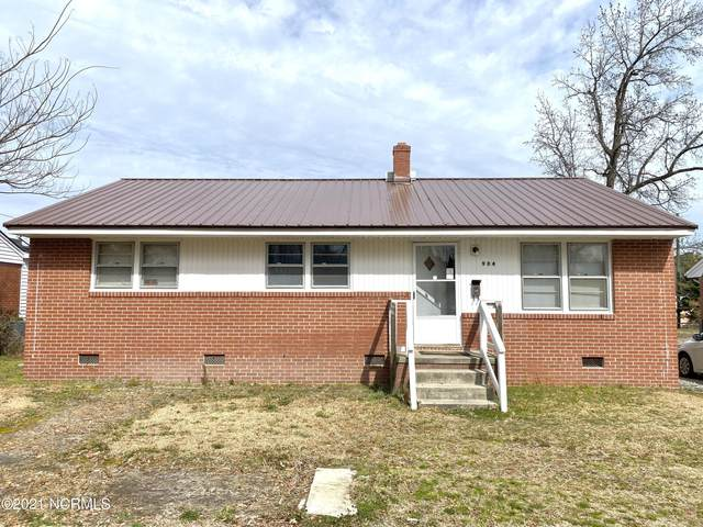 904 Chapel Street, Tarboro, NC 27886 (MLS #100257856) :: Barefoot-Chandler & Associates LLC