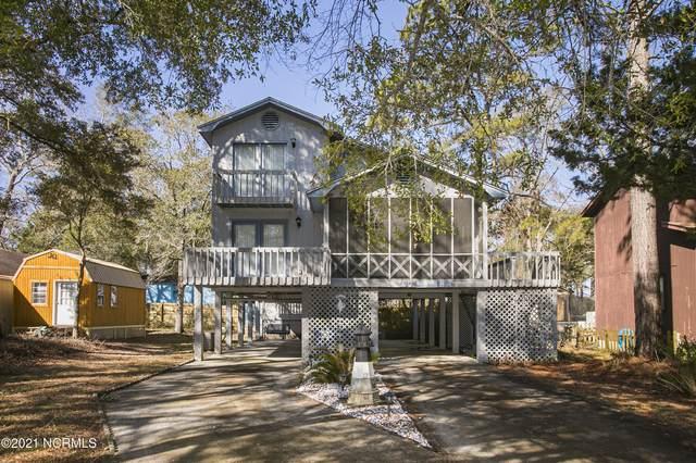 133 NW 22nd Street, Oak Island, NC 28465 (MLS #100257860) :: David Cummings Real Estate Team
