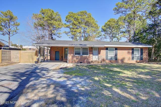 23 Beauregard Drive, Wilmington, NC 28412 (MLS #100257880) :: David Cummings Real Estate Team