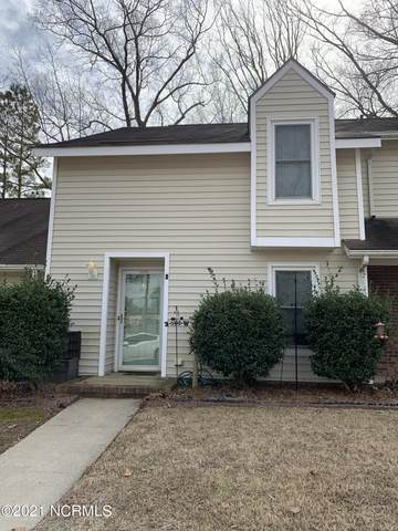 2501 Saint Christopher Circle SW #6, Wilson, NC 27893 (MLS #100257901) :: RE/MAX Essential