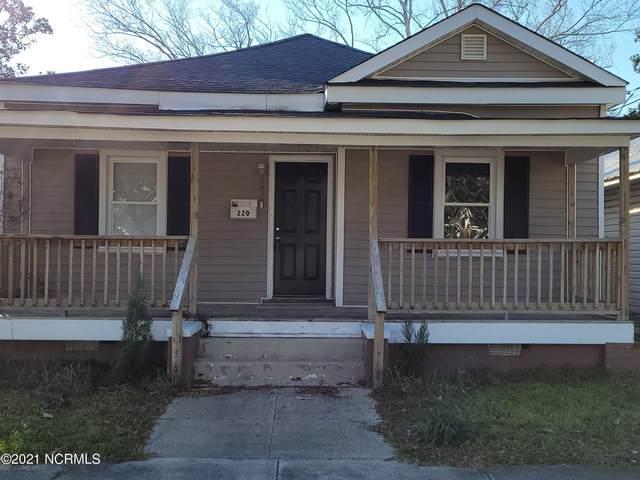 220 S 13 Street, Wilmington, NC 28401 (MLS #100257906) :: Barefoot-Chandler & Associates LLC