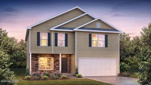 6158 Old Stantonsburg Road, Stantonsburg, NC 27883 (MLS #100257911) :: David Cummings Real Estate Team
