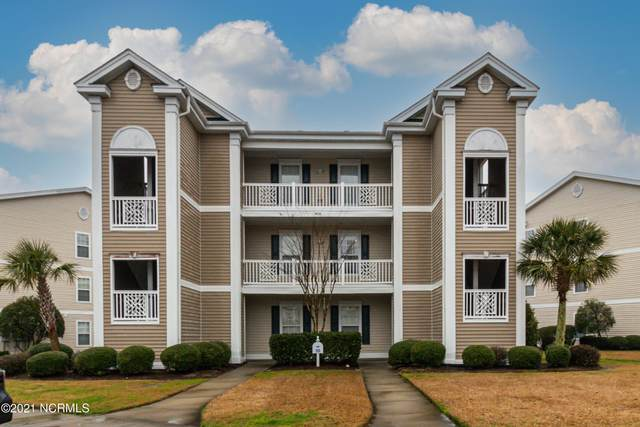 873 Great Egret Circle SW 56D, Sunset Beach, NC 28468 (MLS #100257916) :: The Legacy Team