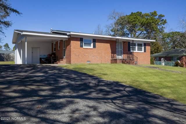 613 Parkway Boulevard, Wilmington, NC 28412 (MLS #100257917) :: David Cummings Real Estate Team