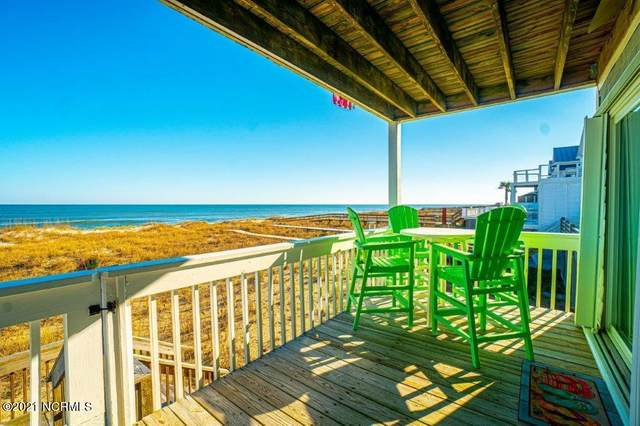 525 Fort Fisher Boulevard S #2, Kure Beach, NC 28449 (MLS #100257926) :: Vance Young and Associates