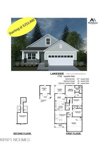 1449 Creek Bend Terrace, Wilmington, NC 28405 (MLS #100257948) :: David Cummings Real Estate Team