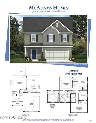1421 Creek Bend Terrace, Wilmington, NC 28405 (MLS #100257959) :: David Cummings Real Estate Team