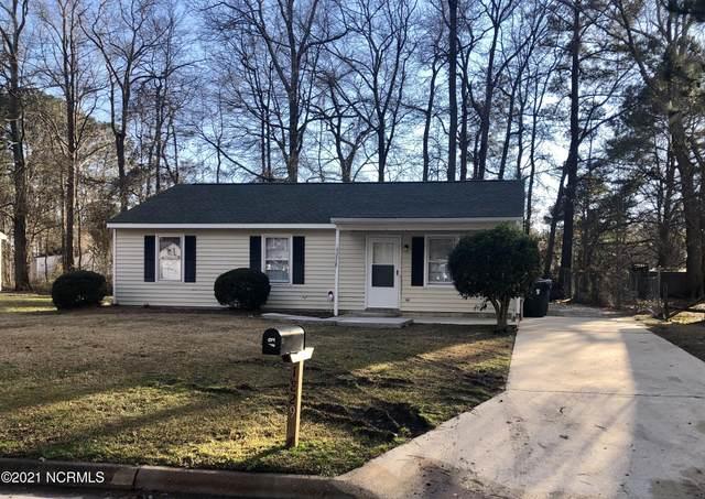 1829 E East Trail Drive SE, Wilson, NC 27893 (MLS #100257975) :: Barefoot-Chandler & Associates LLC