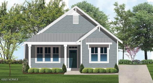 Lot 13 Goldsboro Avenue, Carolina Beach, NC 28428 (MLS #100257993) :: Donna & Team New Bern